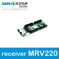 Free Shipping NOVAstar Full Color Synchronous Receiving Card MRV300 5pcs Pack