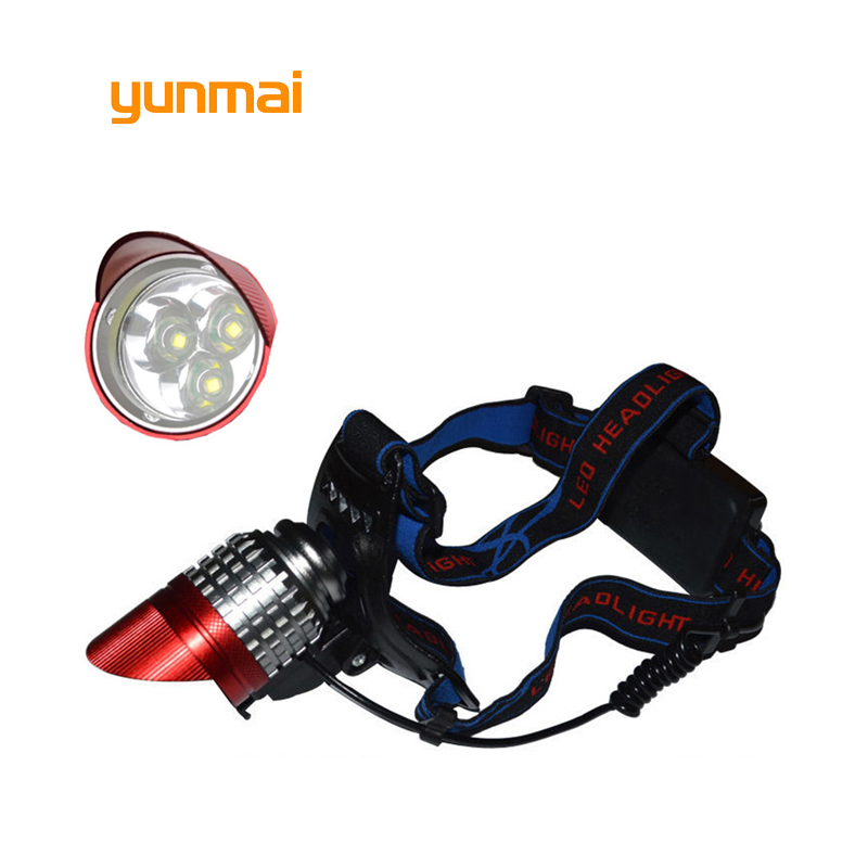 yunmai Power 10000LM LED Headlamp CREE XML T6 3 Modes Rechargeable Headlight Head Lamp Spotlight For Fishing Camping Hiking sitemap 46 xml