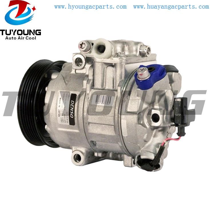 Ac Auto Parts >> Us 167 0 Pn 6q0820803d 6seu12c Auto A C Compressor For Seat Cordoba Skoda Fabia Auto Ac Parts In A C Compressor Clutch From Automobiles