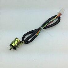 STARPAD For CG125 ZJ125 GN125 motorcycle stall gear position sensor instrument display 4 files 5 file sensor