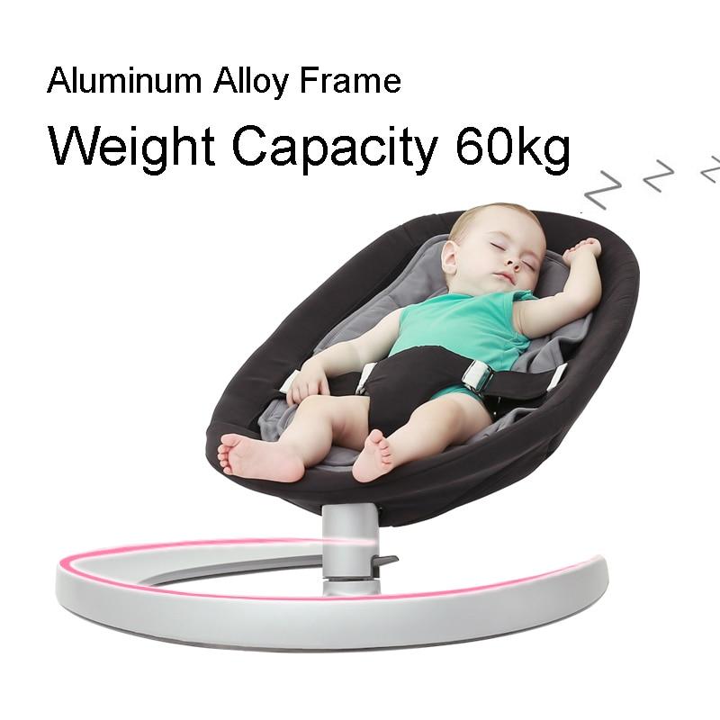super load bearing 60kg dziecko bujane krzesło bez elektryczności - Aktywność i sprzęt dla dzieci - Zdjęcie 5