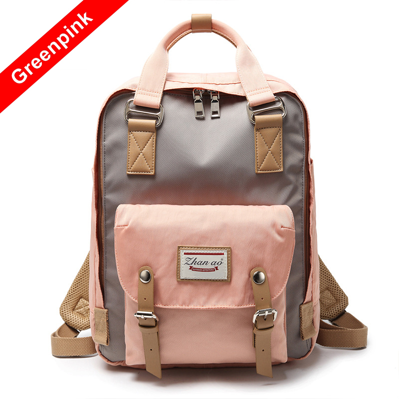 все цены на Fashion Mochila Kanken Backpack Women Bags for 2018 Travel Waterproof Mini Laptop Backpacks School Bags for Teenage Girls Mujer онлайн
