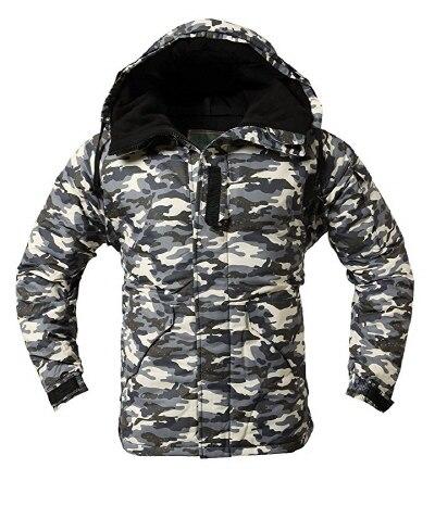 """Премиум """"SouthPlay"""" Зимний Сезон Водонепроницаемый 10000 мм согревающие лыжные и сноубордические коричневые Camoflage куртки - Цвет: Ivory Camo Jacket"""