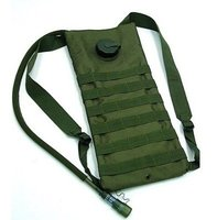 Molle SWAT Tactical 3L Hydration Water Backpack OD Free Ship