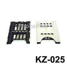 For Sony Xperia pro MK16 MK16i Sola MT27 MT27i Sim Card Slot Tray Holder Socket Reader Module Repair Part