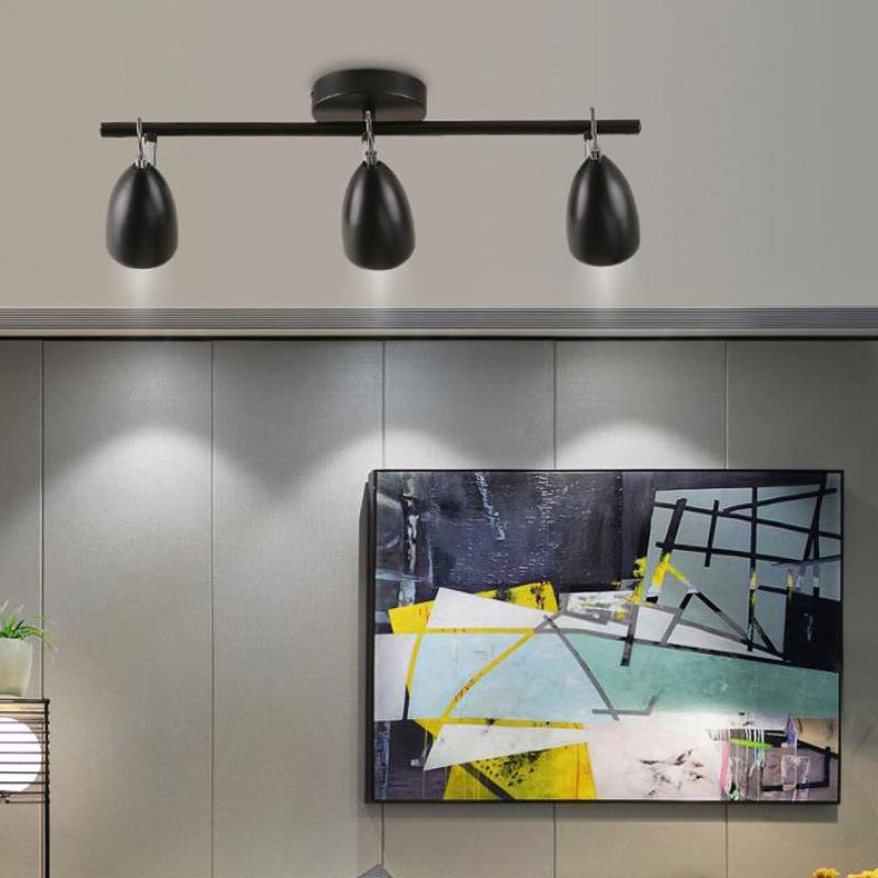 Modern Led Track Spotlights Clothing Stores Modeling: Modern Led Spotlight Downlight For Shopcase Clothing Store