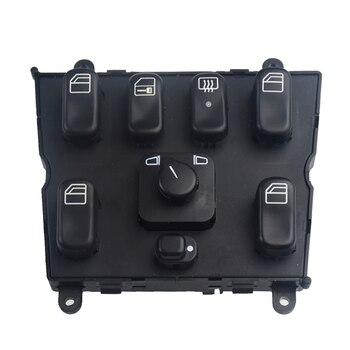 Untuk Mercedes Benz ML W163 ML320 1998-2002 1998 1999 A Power Window Switch 1638206610