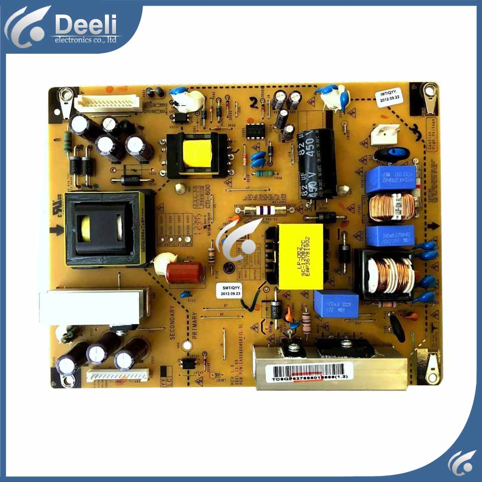 95% new for power board for LGP32-12P EAX64604501 42LS3100-CE good board eax62106801 3 lgp26 lgp32 new universal power board second photo page 1