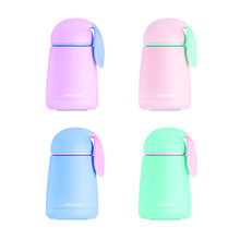 300ML Mini Rabbit Thermo Cup For Kids Stainless Steel Thermos bottle water Mug Cute Thermal vacuum flask child Tumbler