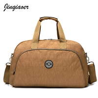 Travel Bag Large Capacity Women Hand Luggage Travel Duffle Bags Canvas Weekend Bags Multi Functional Travel