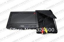 """Descuento Audio Video AV Foxtech M800 8 """"8 pulgadas de 8 Pulgadas Monitor de FPV Para La Venta Mejor Opción OSD RC Avión de Radio Control Remoto Avión"""