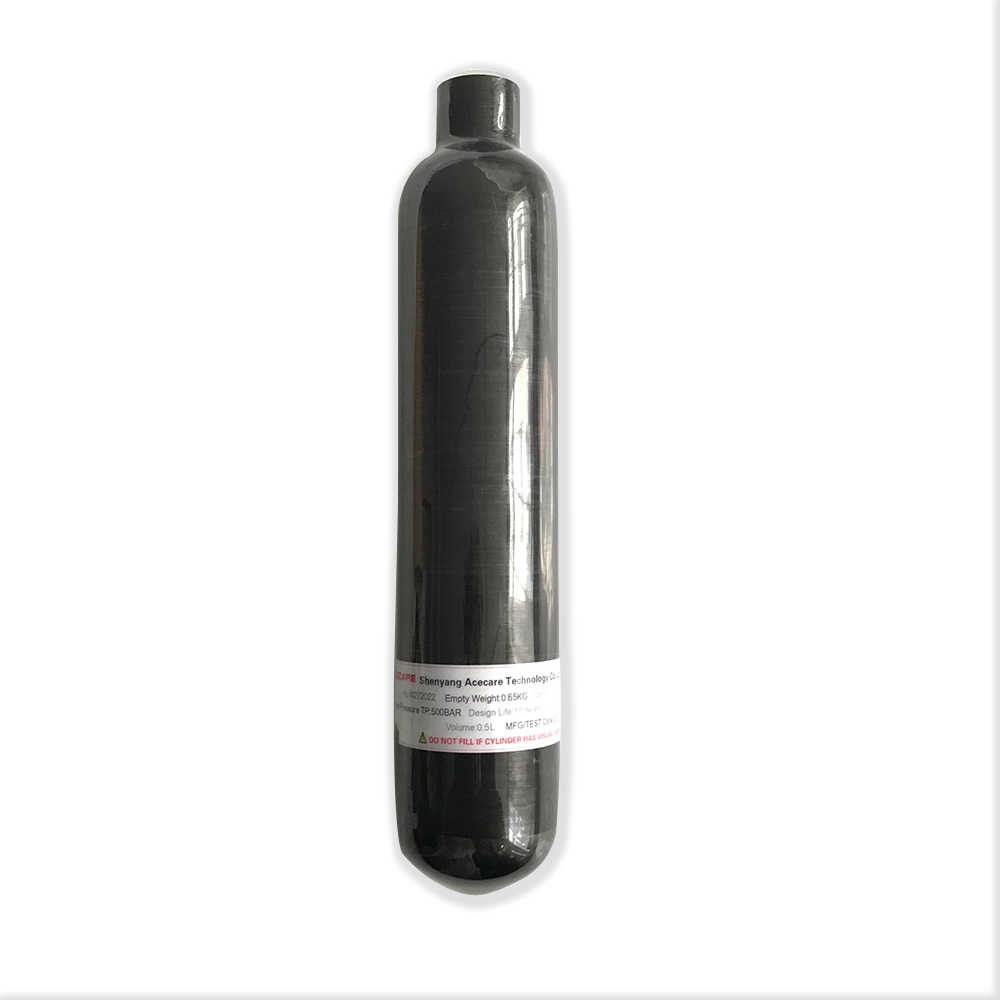 AC3050 2019 Hot selling inflatable paintball tank 0 5L 30MPa/Mini PCP  Paintbal Tank/Oxygen gas cylinder Drop Shipping