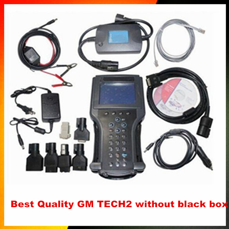 New Diagnostic Tool for GM TECH2 without black box (For GM,OPEL,SAAB ISUZU,SUZUKI HOLDEN) Full Set Tech 2 Scanner fast shipping