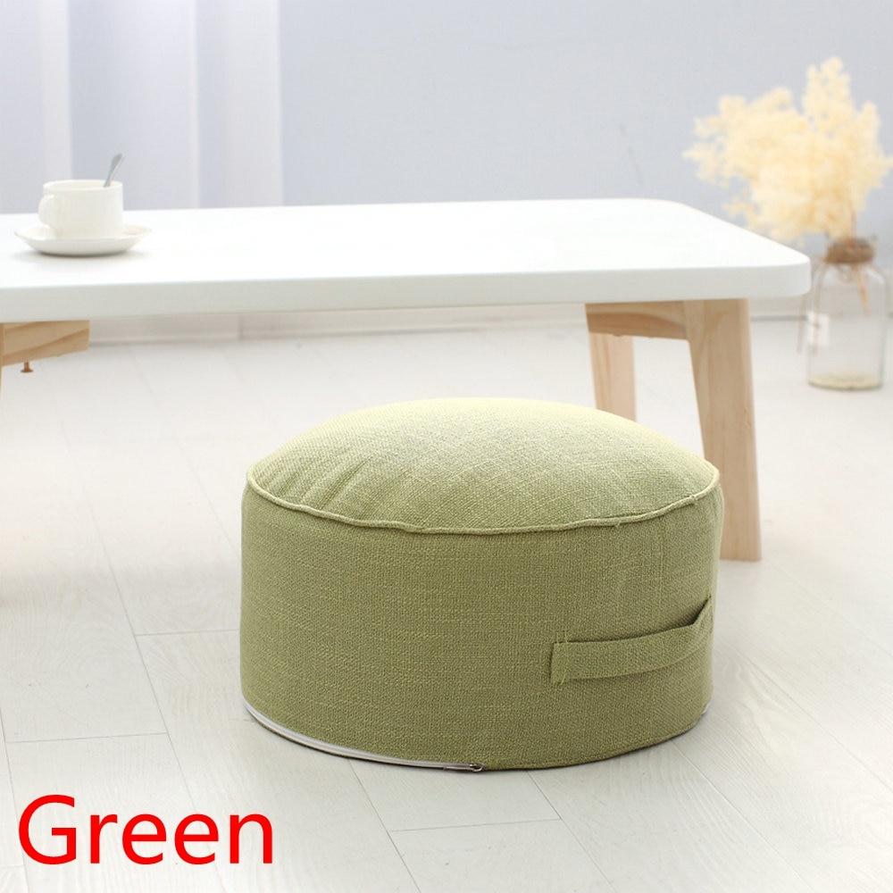 HTB1Jg0yUPDpK1RjSZFrq6y78VXaS New Design Round High Strength Sponge Seat Cushion Tatami Cushion Meditation Yoga Round Mat Chair Cushions Hap-deer