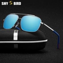 New polarized Sunglasses Men's classic yurt 8068 Sunglasses driving Designer design