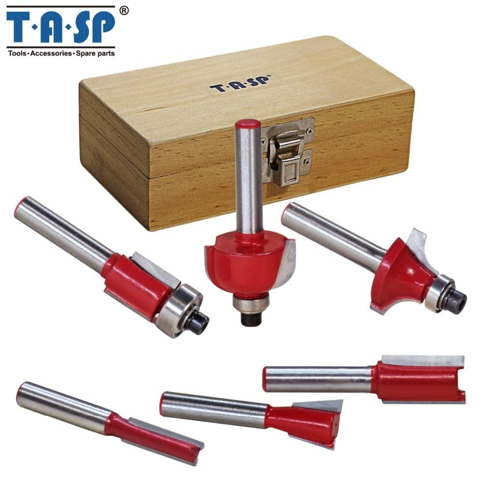 TASP 6pcs 6.35mm 1/4
