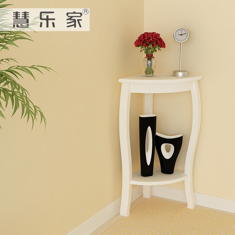 Hui Roca Korean Garden Corner Living Room Side Table White Wood Table Corner  A Few Small Coffee Table Telephone 33053 In Massage Tables From Furniture  On ... Part 90