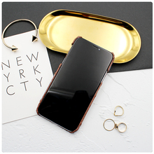 Snake Skin Color Combination Phone Case for iPhone 6 6S Plus 7 Plus Cover Korea PU Cases For iPhone 8 and iPhone X