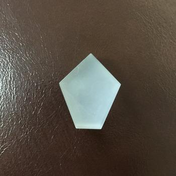 Pentagonu pod kątem prostym pryzmat N-BK7 (K9) elementy optyczne ze szkła do precyzyjnego optyczne instrumenty i przyrządy tanie i dobre opinie 40 20 Nieregularny Kształt N-BK7(K9) + -0 1mm + -3 MoWen
