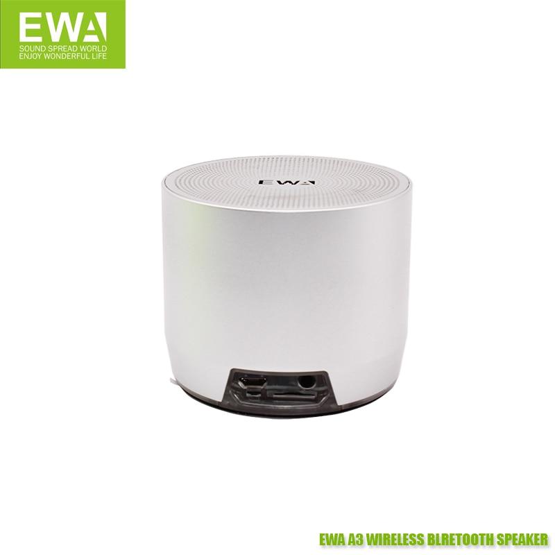 EWA A3 Tragbare Bluetooth-Lautsprecher Freisprechen Kleine - Tragbares Audio und Video