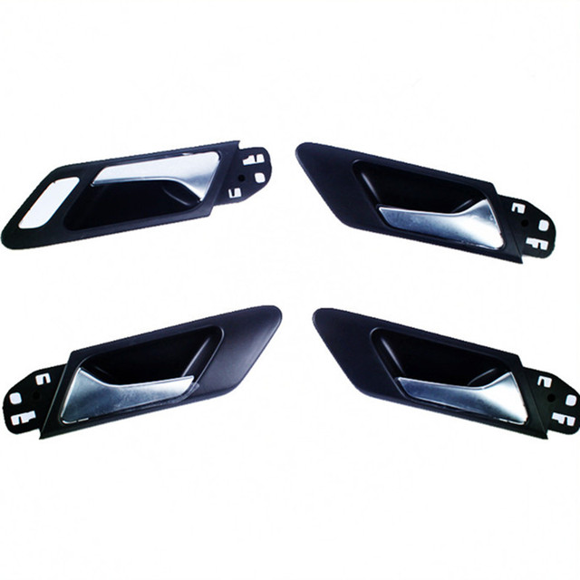 1 pcs chrome Inside Interior Door Handles For vw golf 6 accessories