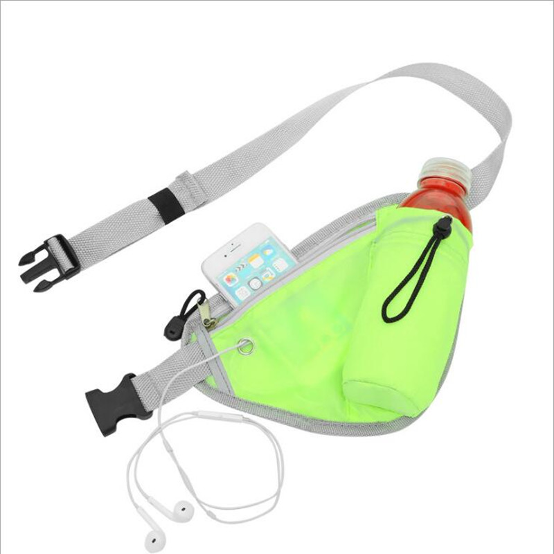 Multifunction Cycling Running Men And Women Sports Waist Packs Outdoor Casual Sports Phone Bag Invisible Travel Bags Bottle Bag