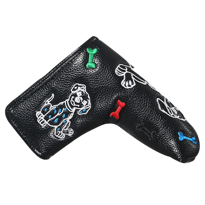 Golf headcover animal dog PU covers