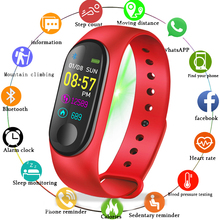 LIGE Smart Watch Sports Waterproof Fitness bracelet Intelligent Tracking Pedometer Wristband Heart Rate Monitor for Android ios