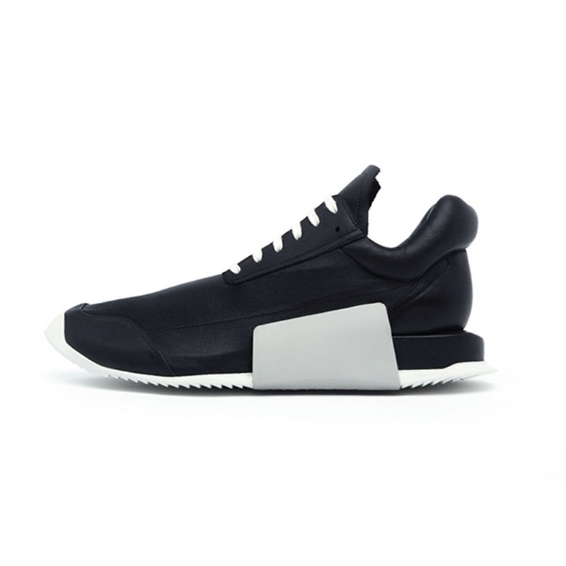 De Para Couro Lace Black Europeu Baixo white Dos Tênis Up Outddor Sapatos Branco Casual Homens Top Luxo Natural Moda Estilo p0wzqc0