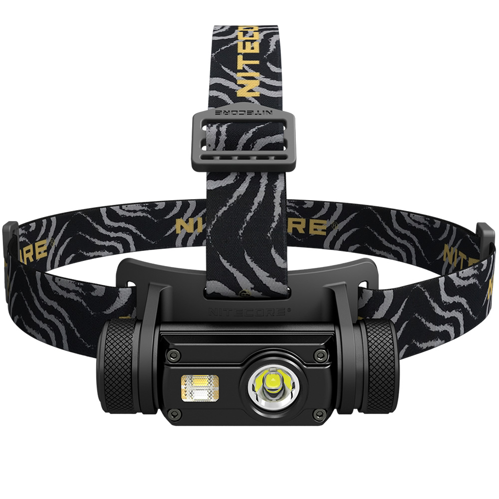 Top Sales Nitecore HC65 Headlamp 1000LM Triple Output Ourdoor Headlight Waterproof Flashlight without 18650Battery Free Shipping
