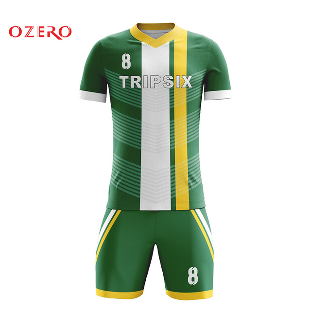 34cb78db2 creat your team soccer jersey custom sublimation 100% polyester soccer t-shirt  factory price
