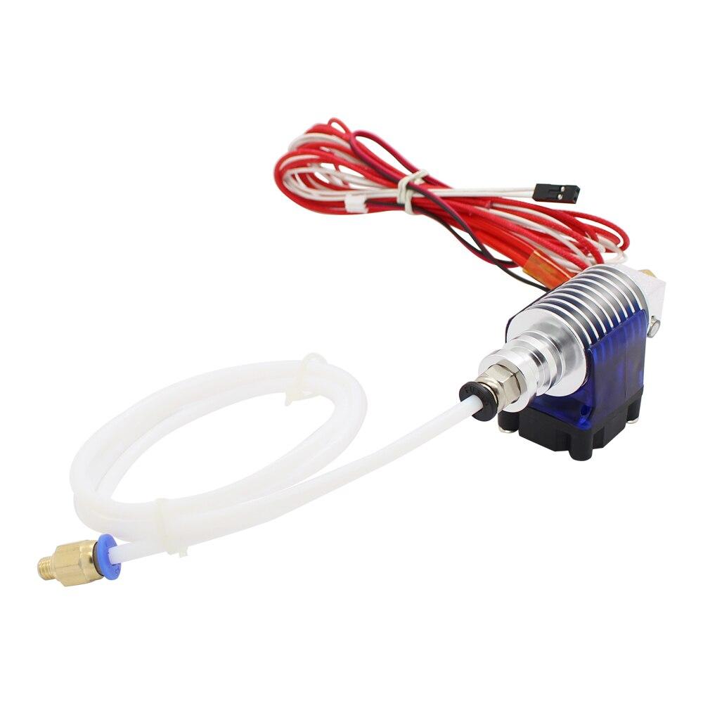 V5 ANYCUBIC 3D Impresora j-head Hotend con Solo Ventilador De Refrigeración de 1