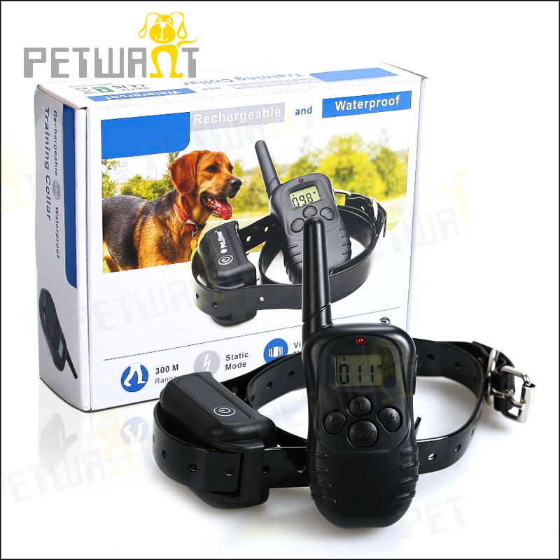 dog training collar 250m automatic waterproof inground shock collar pet dog electric fence