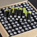 Wholesales 100pcs/Lot High Capacity Rechargeable 3.7V 4000mAh 18650 Battery Recycling Li-ion Battery Flashlight & Headlight