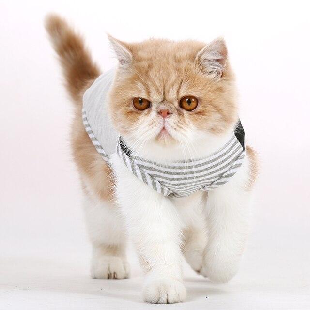 Cotton Vest for Cats