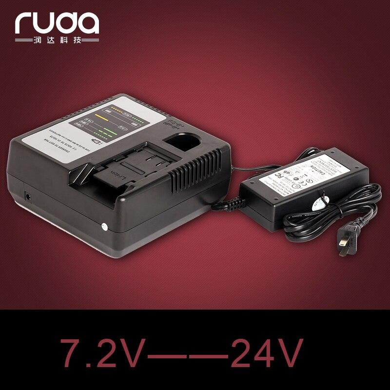ФОТО Charger for Panasonic  Pan 7.2V~24V,Input Voltage:110V~240V Ni, Li-ion batteries,EY9106,EY9251,EY9230,EY9L40
