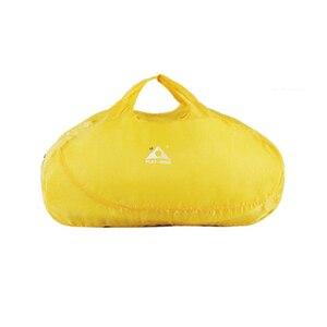 Image 2 - Сверхлегкая складная сумка для покупок, сумка для путешествий, вакуумные сумки для одежды для мужчин и женщин
