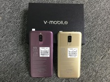 VMobile S9 teléfono móvil Android 7,0 de 5,84 «Pantalla Completa» 19:9, 2 GB de RAM 16 GB ROM 13MP Cámara cara ID Dual Sim 3G Quad Core Smartphone