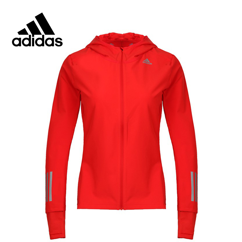 Original New Arrival Official Adidas RS SFT SH JKT W Women's jacket Hooded Sportswear купить в Москве 2019