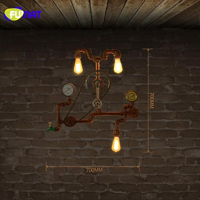 Gear Wall Lamps 12