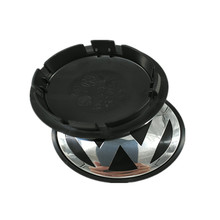 4 Шт./лот 65 мм центра колеса caps автомобилей Модифицированные части VW Автомобиль Колпаки Ступиц