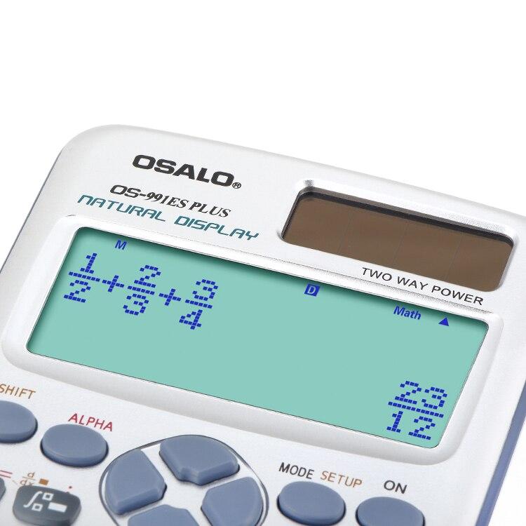 function student calculator scientific calculator Double power ...