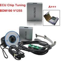 A+++ ECU Flasher BDM 100 ECU Programmer BDM100 ECU Chip Tuning Tool ECU Reader V1255 Free Shipping LR10