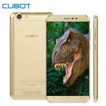 Cubot Dinosaurier Smartphone 5,5 Zoll 3 GB RAM 16 GB ROM GPS OTG Dual SIM Karten 13.0MP Android 6.0 Quad Core MT6735A 4G Touch handys