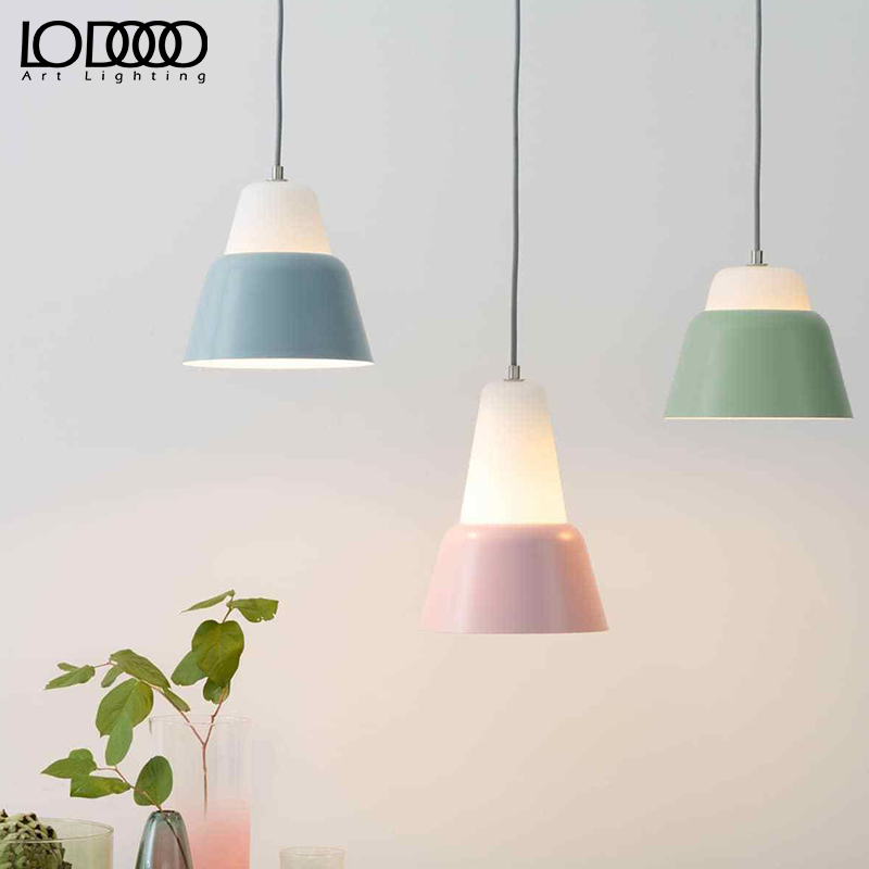 Nordic Lighting Bedroom Bedside Pendant Lights Modern Dining Room Bar Table Luster Glass Ball Ring Lamps Hanging FixturesNordic Lighting Bedroom Bedside Pendant Lights Modern Dining Room Bar Table Luster Glass Ball Ring Lamps Hanging Fixtures