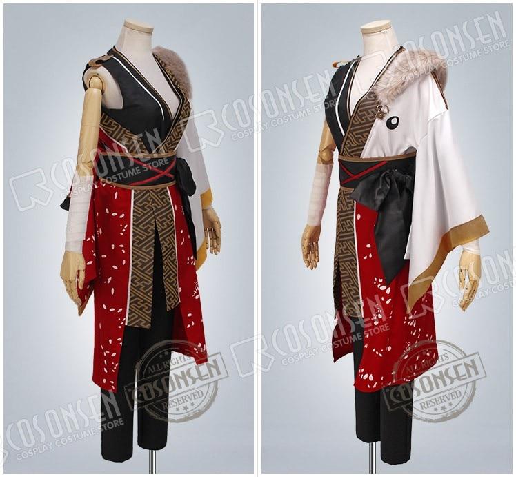 Cosonsen The Ensemble Stars Souma Kanzaki AKATSUKI Cosplay Costume All Size New