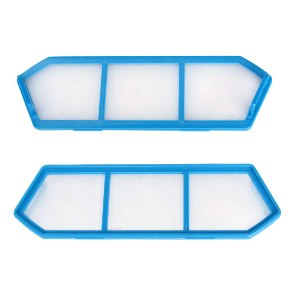 Hot Sale 2-Pack Replacement For Filter Net ILIFE A4 A4s Robot Vacuum CleanerHot Sale 2-Pack Replacement For Filter Net ILIFE A4 A4s Robot Vacuum Cleaner