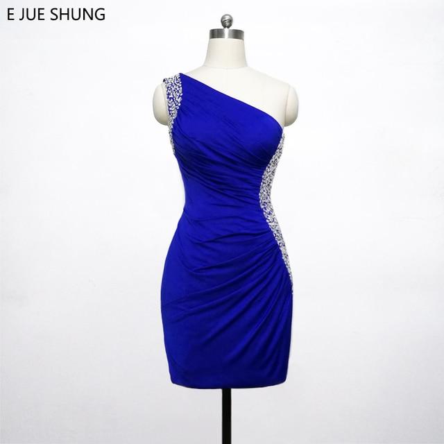 Short Blue Dresses