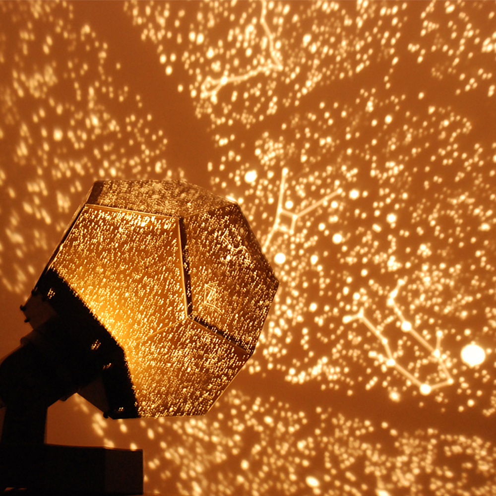 Romantic Sky Star Master Led Night Light Projector Lamp