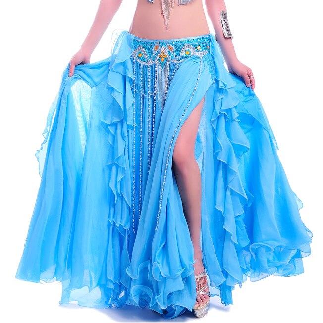 Free shipping High quality New bellydancing font b skirts b font belly dance font b skirt